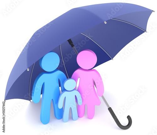 familien schutz versicherung