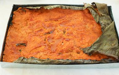 Yucatan Food: Mucbipollo