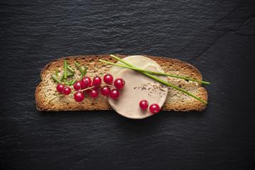 Foie Gras sur Ardoise