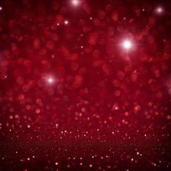 festlicher roter Hintergrund