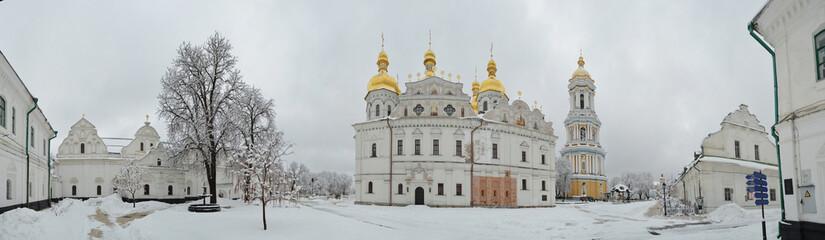 Успенский собор, Киево-Печерская лавра, Киев, Украина