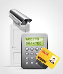 Access Control - Door 2