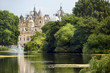 saint james park and Palace, london - 58222624