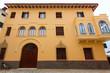 Menorca Ciutadella can Olives in downtown at Balearics