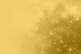 Gold Star Fade Background