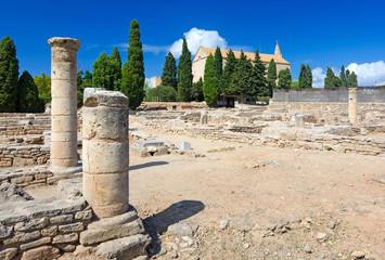 Roman ancient signs on Majorca