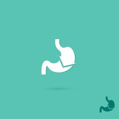 Stomach symbol