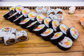 Sushi row
