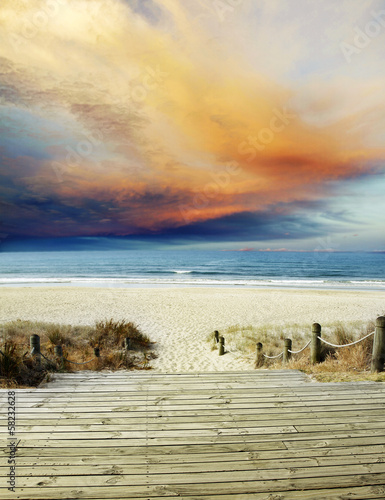 Beach view - 58232628