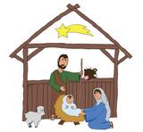 Fototapety Boże Narodzenie