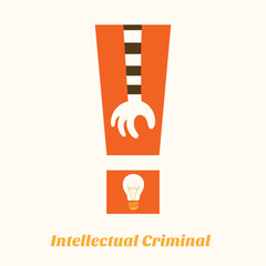 idea stealing intellectual criminal aware