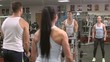 Mirrored athletes