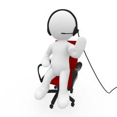 Callcenter Agent