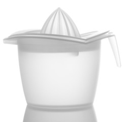 White juice extractor for a citrus