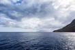 ocean cloudscape