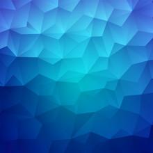 Triangle abstraite géométrique fond coloré
