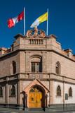 Palace of the Archbishop at Arequipa Peru