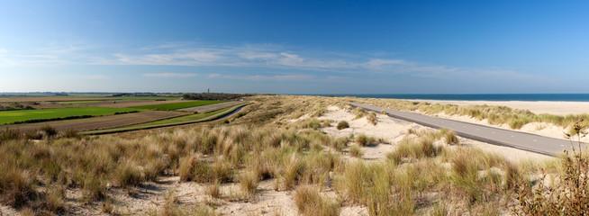 Ouddorp Beach Panorama