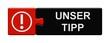 Puzzle-Button rot schwarz: Unser Tipp