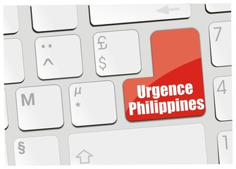 clavier urgence philippines