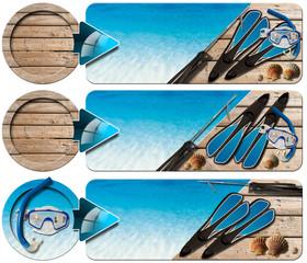 Spearfishing Three Banners - N2