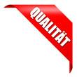 Qualität, Ecke, vektor