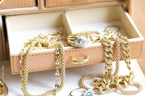 Gold Jewelry - 58257012