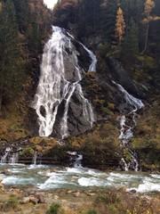 Wasserfall bei Kals Österreich