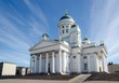 Helsinki Cathedral in Finland in summer - 58257656