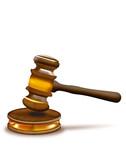 Gerichtshammer, Richterhammer, Aukzionshammer