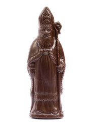 Saint Nicholas Chocolate Figure