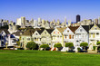 The Painted Ladies of San Francisco USA