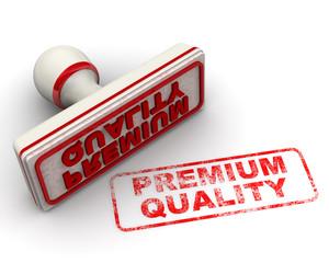 """Печать и оттиск """"Premium quality"""""""