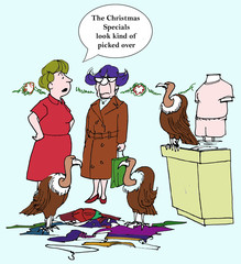 Christmas clothing specials