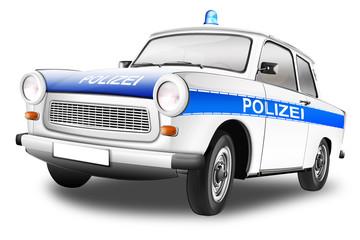 Polizeieinsatzwagen - nostalgie