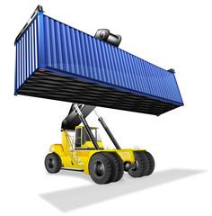 Container Stapler