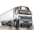 LKW, Sattelschlepper, Truck