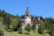 Romania landmark - Peles Castle