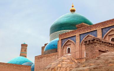 Oase Chiwa, Usbekistan - Khiva oasis, Uzbekistan