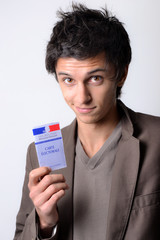 Elections 2014 - Jeune - Voter est un devoir