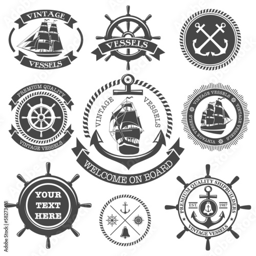 Nautical set 4