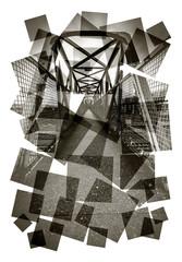 foot bridge composition