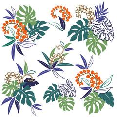 トロピカル植物