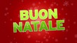 Merry Christmas (In Italian)