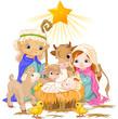 Obrazy na płótnie, fototapety, zdjęcia, fotoobrazy drukowane : Holy Family