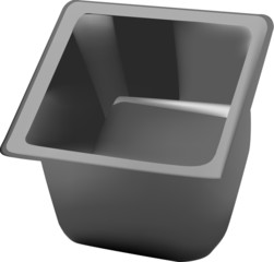 vaschetta per alimenti
