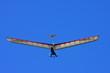 Leinwanddruck Bild - Hang Glider