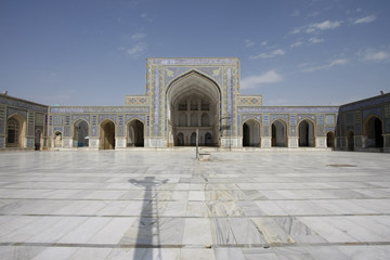 Herat Friday Mosque Courtyard