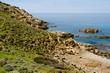 Sardegna, panoramica della spiaggia di Porto Tramatzu