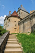 France, picturesque castle of Biron in Dordogne